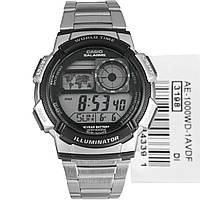 Часы Casio AE1000WD-1A V., фото 1