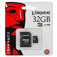 Карта памяти Micro SD Kingston 32 Gb