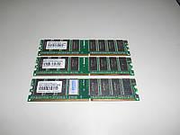 Оперативная  память DDR 256MB (400Mhz/333Mhz/266Mhz) (б\у)