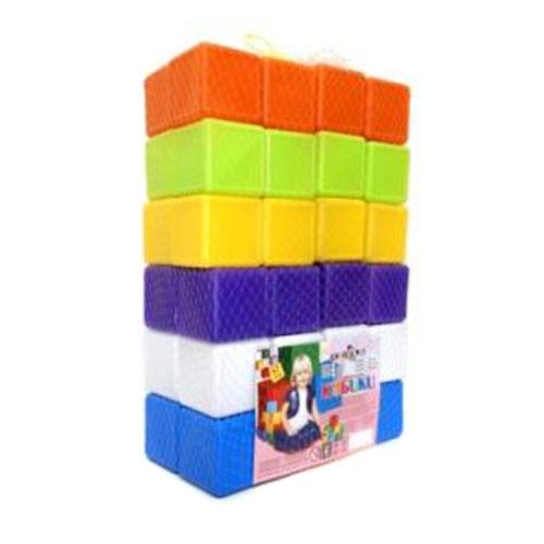 Кубики 48шт 02-605