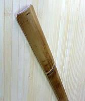 Рейка бамбуковая РБО, 2820х50х8мм, обожженные