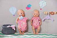 Одежда для куклы Боди 43 см Baby Born Zapf Creation 819487