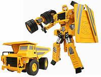 Робот-трансформер САМОСВАЛ  X-bot (80050R)