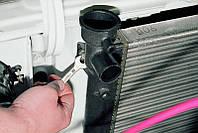 Замена радиатора на всех марках авто в Киеве