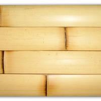 Планка бамбуковая РБ 3000х75х7мм, светлые