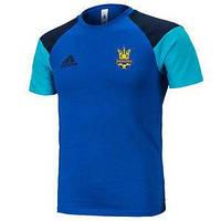Футболка спортивная сборной Украины по футболу, фото 1