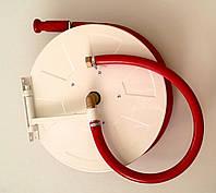 Пожарный кран-комплект (полужесткий рукав) 15м, Одесса