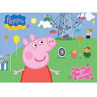 "Альбом для малювання  12 арк. ""Peppa Pig"""