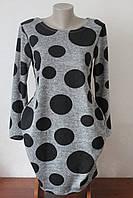 Платье женское в горохи