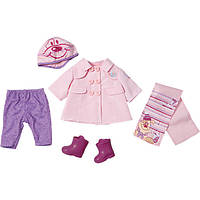 Одежда для кукол Беби Борн комплект одежды на осень Baby Born Zapf Creation  820742 06da872503b95