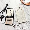 """MEIZU MX6 противоударный чехол панель накладка бампер защита 360* 3D для телефона АЖУРНЫЙ """"PARIS BUDUAR"""", фото 2"""
