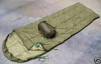Британский армейский спальный мешок, лето