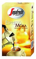 Молотый кофе Segafredo Espresso Moka 250 г.