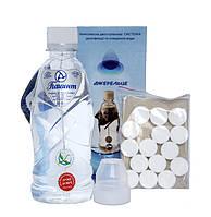 Система очистки и дезинфекции воды Джерельце (хлорные таблетки + водоочиститель), фото 1
