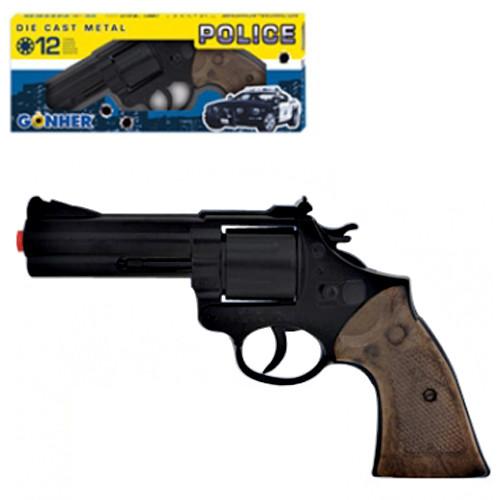 127/6 Револьвер 12-зарядний чорний, в коробці 9503008100