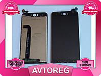 Сенсор, тачскрин, сенсорная панель и матрица, дисплей для Asus Zenfone Selfie ZD551KL
