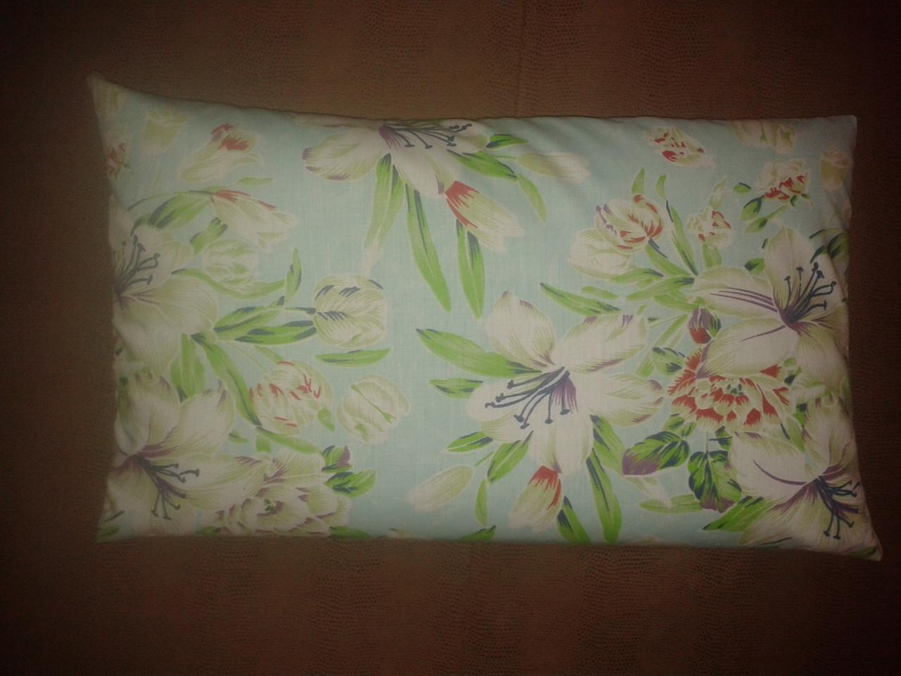 Подушка  из гречневой лузги 30  х 50 см