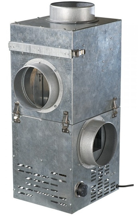 ВЕНТС КАМ 150 Эко (КФК+ГФК) - каминный вентилятор