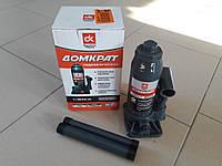 Домкрат автомобильный гидравлический ДК TDK2 (грузоподъемность 2 тонны)
