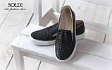 Шкіряне взуття оптом, фото 3