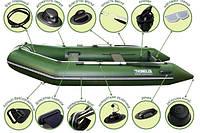 Ремонт, переоборудование и модернизация надувных ПВХ лодок