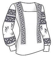 Заготовка для вишивки сорочки
