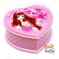 Музична скринька з балериною Принцеса