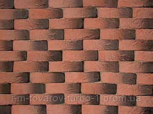 Гипсовая декоративная плитка под Клинкерный кирпич