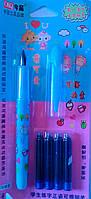 Ручка Чернильная Перо открытое+капсулы На планшете 18,394  Китай