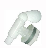 Пластиковый кран для бочки, фото 1