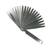 Щуп, 0.05-1.0 мм, 13 шт ,INTERTOOL AT-0001