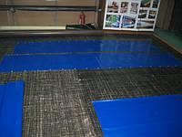 Непрозрачные шторы Пвх с печатью