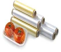 Пищевая пленка (ПВХ) 9 мк - 300 мм х 300 м