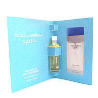 Парфюмерное масло с феромонами Dolce & Gabbana Light Blue (Дольче Габана Лайт Блу) 5 мл. Без спирта!