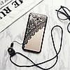 """Samsung A5 A500 противоударный чехол панель накладка бампер защита 360* 3D для телефона АЖУРНЫЙ """"PARIS AMOUR"""", фото 2"""