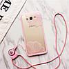 """Samsung A5 A500 противоударный чехол панель накладка бампер защита 360* 3D для телефона АЖУРНЫЙ """"PARIS AMOUR"""", фото 6"""