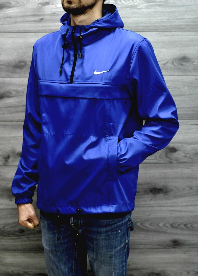 8de18522defd Спортивная куртка анорак, мужская ветровка, цена 499 грн., купить в Днепре  — Prom.ua (ID#369957653)