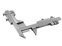 Штангензубомер 1-26 мм, деление 0,02 мм IDF(Италия)