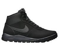 Зимняя мужская обувь Nike Hoodland Suede