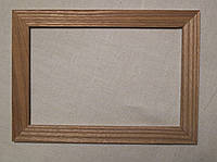 Рамка деревянная, для фото 10х15см , без четверти.