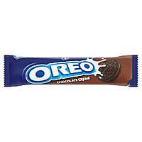 Печенье Oreo Chokolate Creme с шоколадным кремом, 154г
