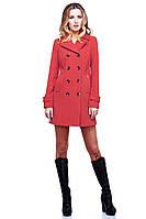 Женское кашемировое пальто Диона 42-54 рр
