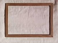 Рамка деревянная, 20х30см , без четверти.