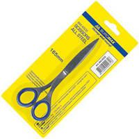 Ножницы BUROMAX 4502 16,5см цельнометаллические