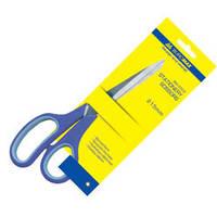 Ножницы BUROMAX 4503 21,5см руч. с резин. вставками