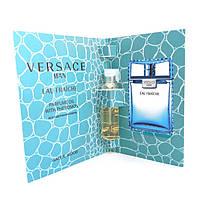 Парфюмерное масло с феромонами Versace Man eau Fraiche (Версаче Мэн эу Фреш), 5 мл. Без спирта