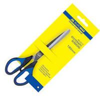 Ножницы BUROMAX 4512 21см руч.с резиновыми вставками
