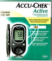 Глюкометр Акку-Чек Актив (Accu-Сhek Active)