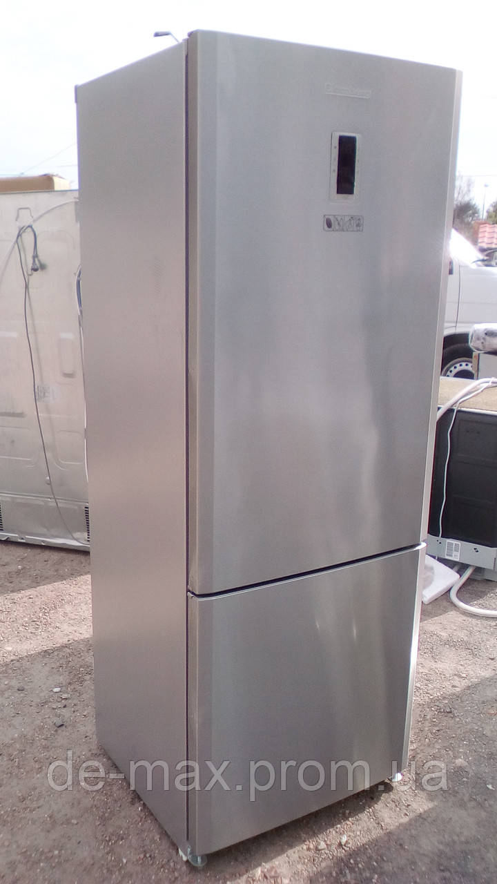 Двухкамерный холодильник 70см ширина blomberg бломберг А+++