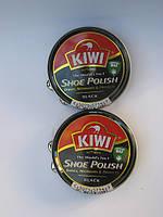 Крем черный в жестяной банке Kiwi